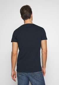 Pier One - T-shirts basic - dark blue - 2