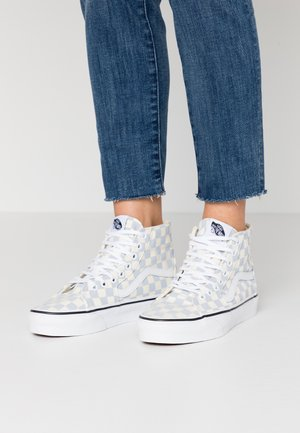 SK8 TAPERED - High-top trainers - zen blue/true white