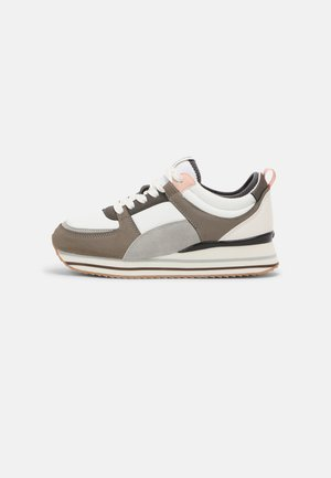 AGATHA - Sneakersy niskie - cato gris