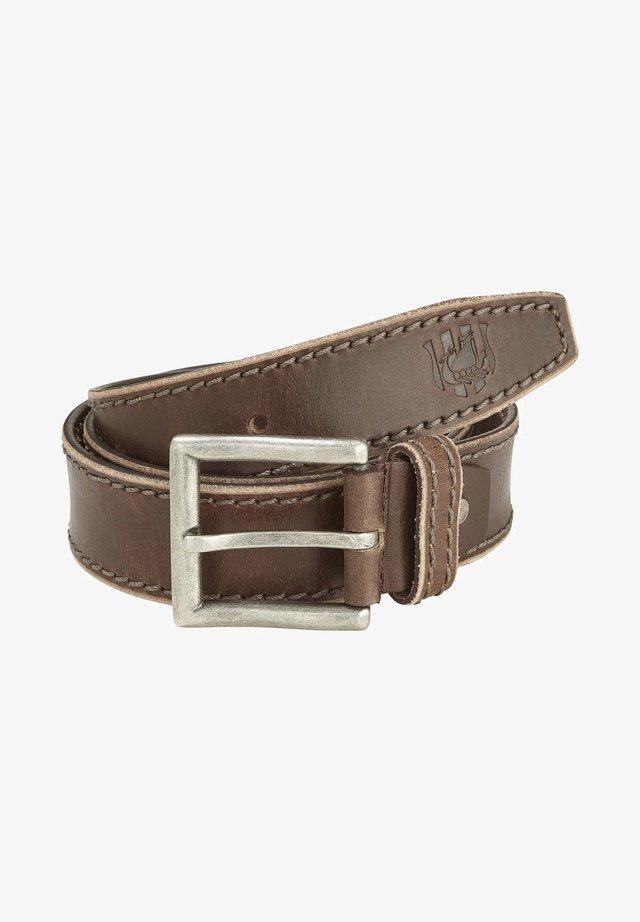 DYRE - Belt - braun