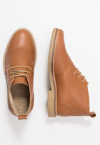 Kickers - TYL - Casual lace-ups - camel - 3