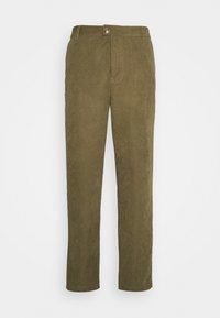 PANTS - Pantalon classique - army dust