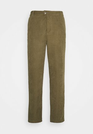 PANTS - Broek - army dust