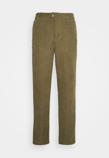 PANTS - Trousers - army dust