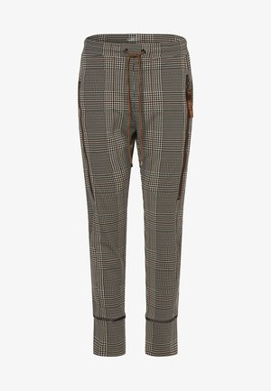 Leggings - Trousers - beige schoko