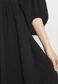Gina Tricot - HILMA DRESS - Day dress - black - 5