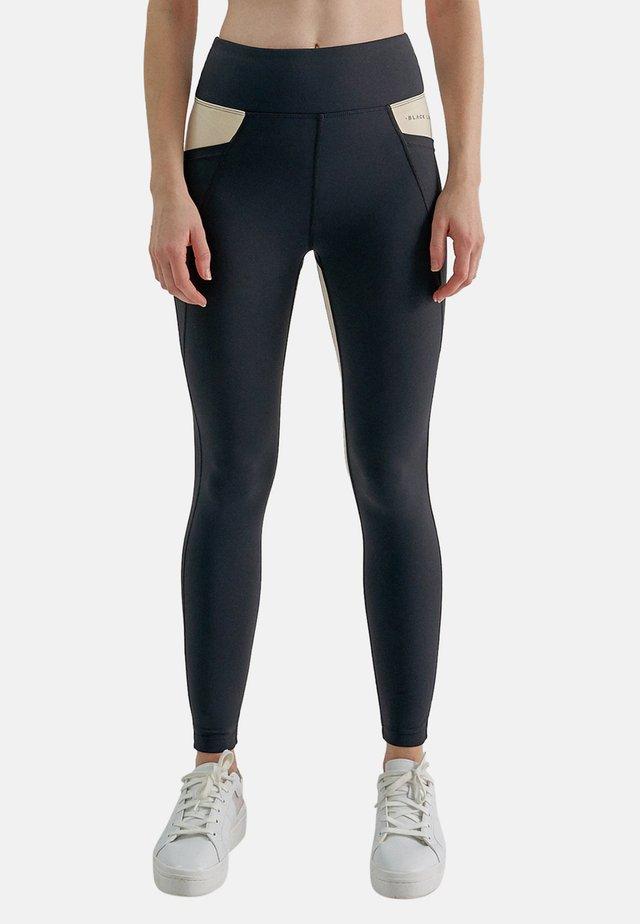 VIRA  - Leggings - Trousers - black