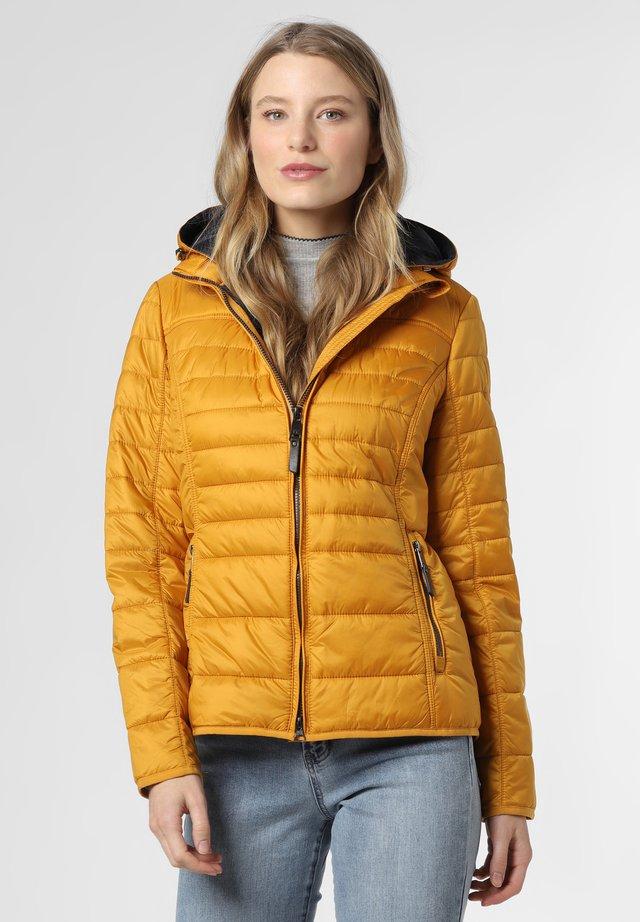 Winter jacket - mais marine