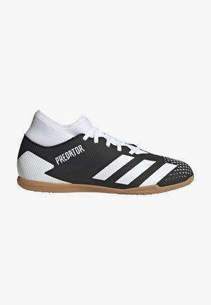 PREDATOR 20.4 S IIC IN - Indoor football boots - black,white