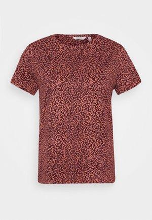 BYRILLO - Camiseta estampada - canyon rose