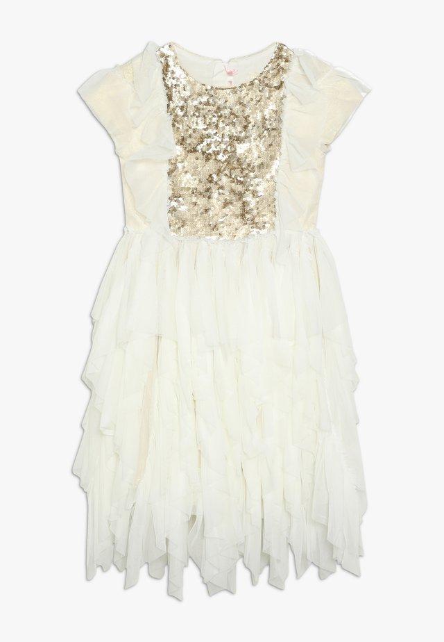 Cocktail dress / Party dress - golden
