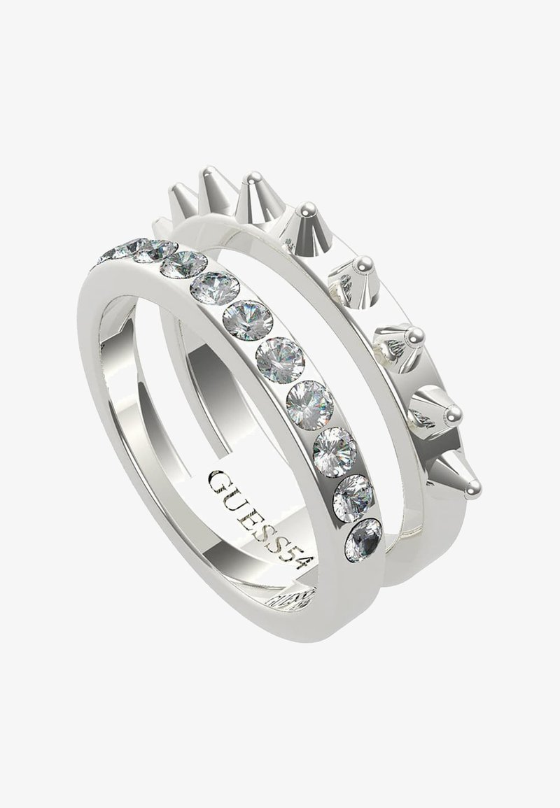 Guess - Ring - silver coloured