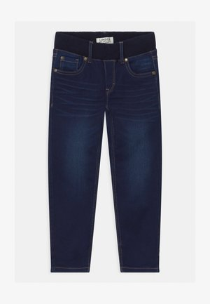 MINI EDVIN PULL ON - Slim fit jeans - dark denim