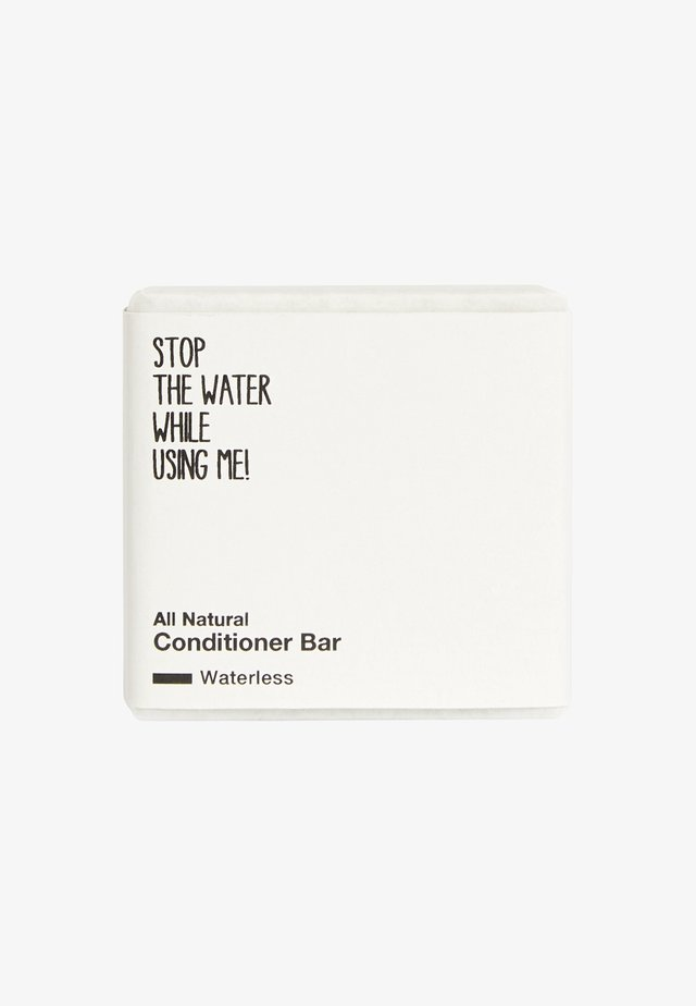 ALL NATURAL CONDITIONER BAR - WATERLESS EDITION - Après-shampoing - -
