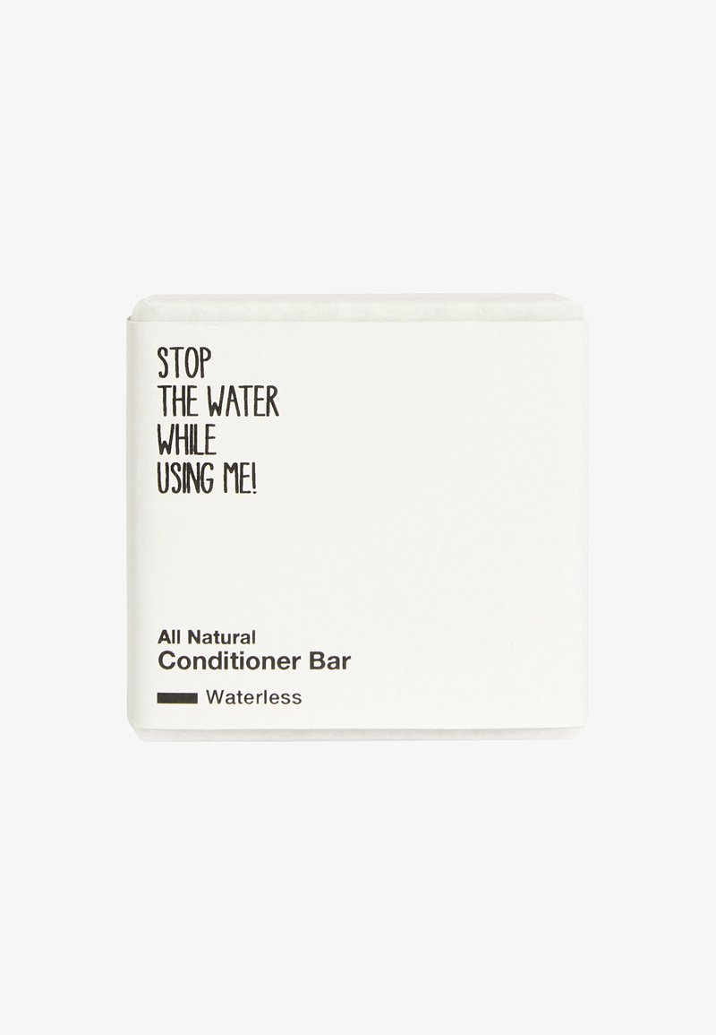 STOP THE WATER WHILE USING ME! - ALL NATURAL CONDITIONER BAR - WATERLESS EDITION - Après-shampoing - -