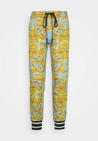 Versace Jeans Couture - Pantalon de survêtement - azzurro scuro - 4