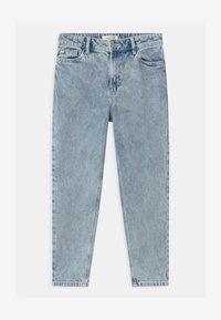 Lindex - MADISON ACID - Relaxed fit jeans - light-blue denim - 0