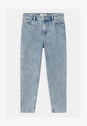 MADISON ACID - Jean boyfriend - light-blue denim