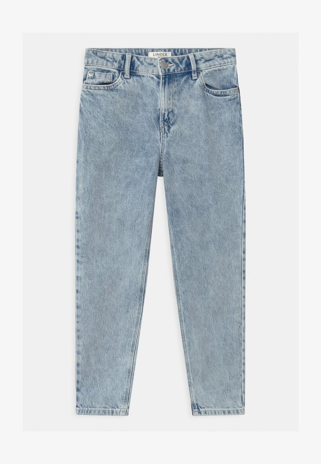 MADISON ACID - Relaxed fit jeans - light-blue denim