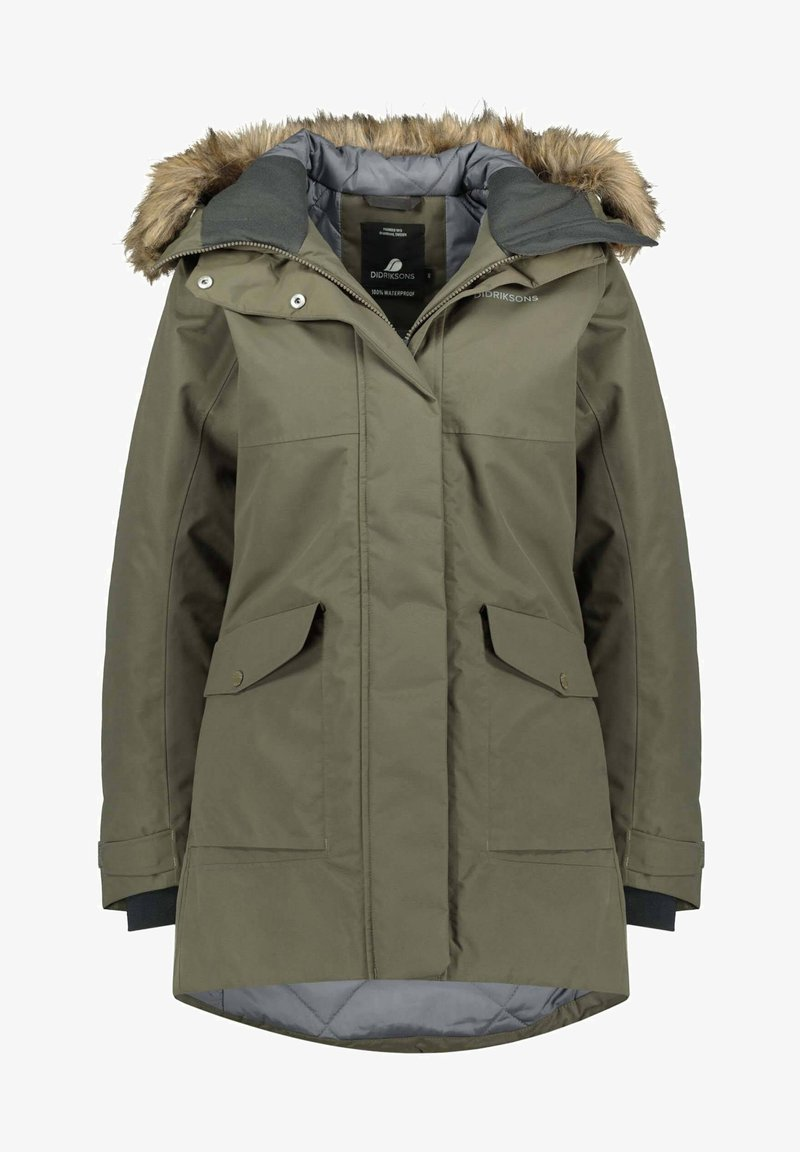 Didriksons - Outdoor jacket - olive