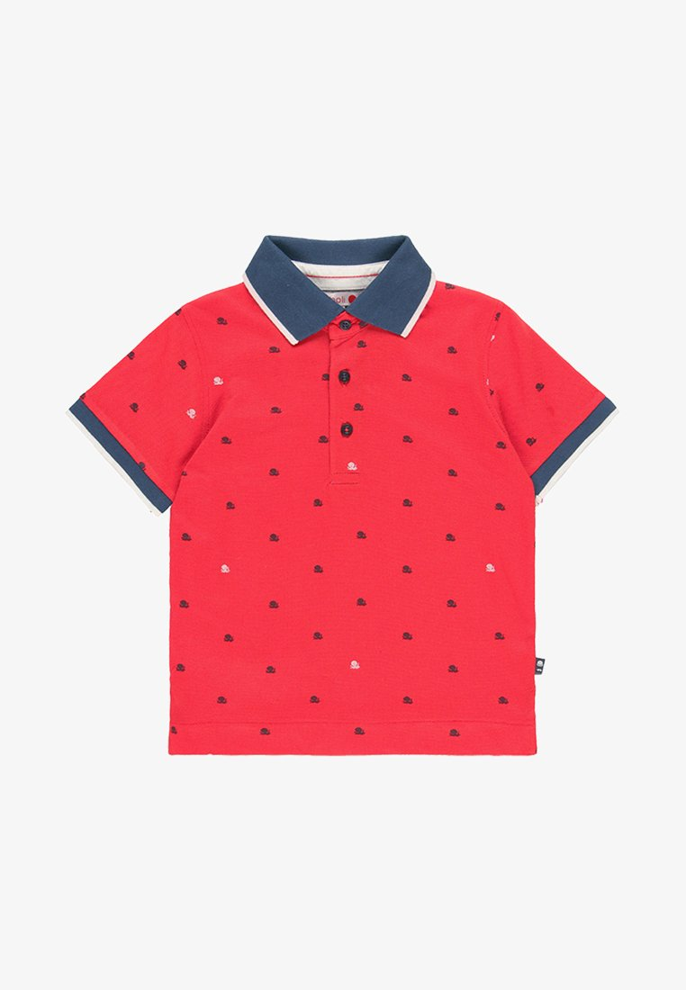 Boboli - Polo shirt - red