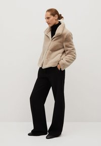 Mango - CAMPBELL - Winter jacket - ecru - 1