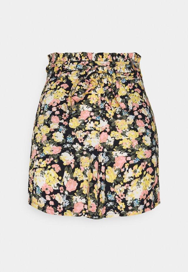 VMSIMPLY EASY - Shorts - navy blazer/bella