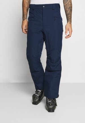 KICK TURN PANT - Pantaloni da neve - collegiate navy