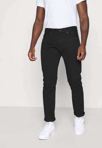 VICIOUS PANT MAITLAND - Džíny Straight Fit - black rinsed