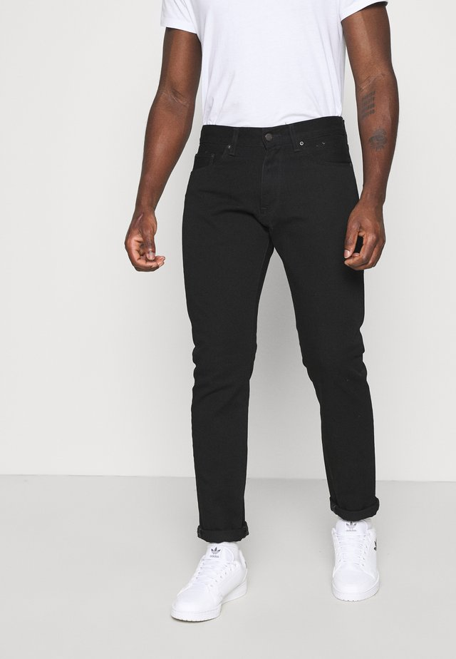 VICIOUS PANT MAITLAND - Jeans a sigaretta - black rinsed