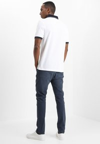 Pier One - COLOURED BARON - Slim fit jeans - dark blue - 2