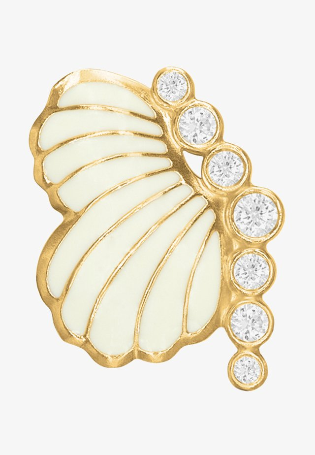 Single earring Thumbelina - Right - Oorbellen - gold