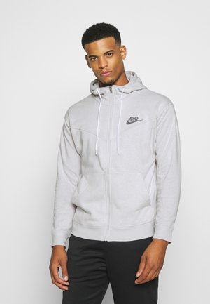 HOODIE - Zip-up hoodie - pure
