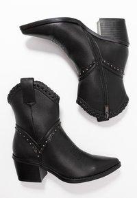 Tata Italia - Cowboystøvletter - black - 3