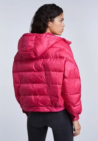 SET - Winter jacket - pink - 2