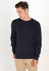 Pier One - Sweter - dark blue - 0