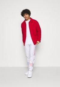 adidas Originals - TRICOL UNISEX - Träningsbyxor - grey - 1