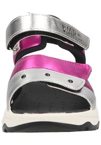 Primigi - Walking sandals - magenta argento - 5