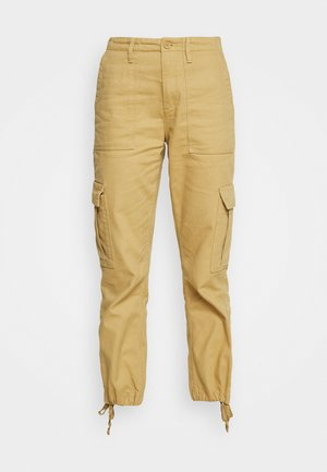 AUTHENTIC PANT - Cargo trousers - oatmeal