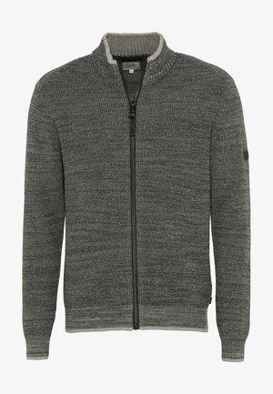 Cardigan - heather grey