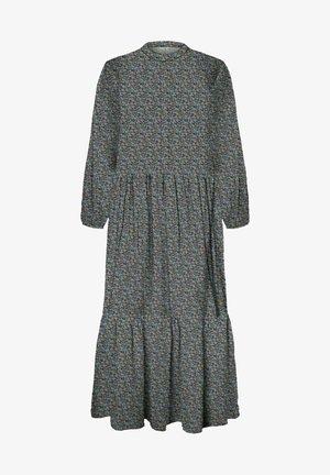 Maxi dress - puce
