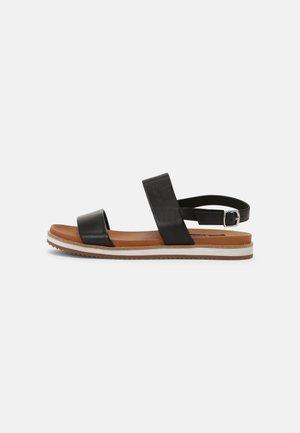 Sandals - spoletto black
