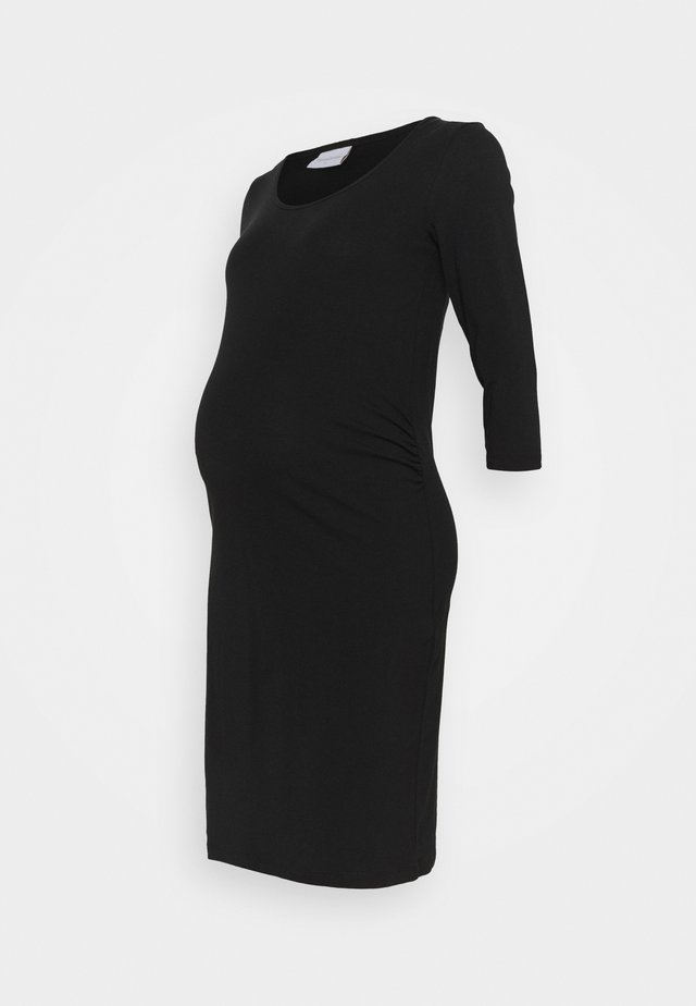 MLLEA DRESS - Jerseykjoler - black