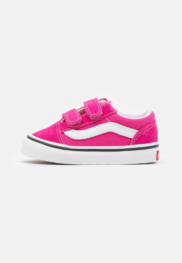 Old Skool - Sneakers basse - fuchsia purple/true white