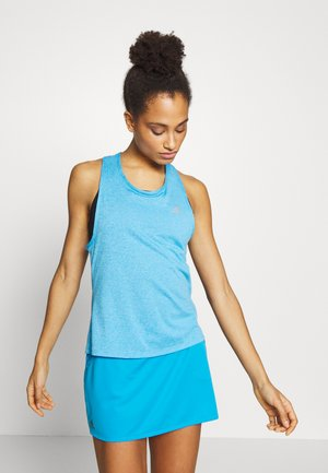 CLUB TIE TANK - Top - blue