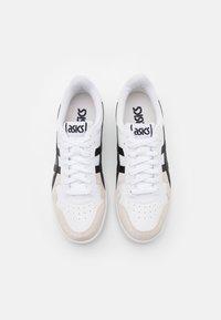 ASICS SportStyle - JAPAN UNISEX - Sneakers basse - white/black - 3