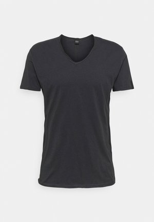 T-shirt basic - smoke grey