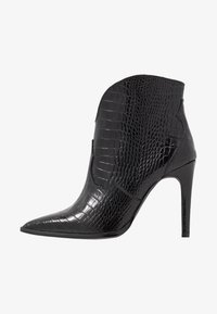 Toral - High heeled ankle boots - black - 1