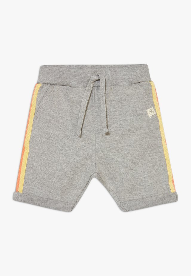 BABY ZGREEN - Tracksuit bottoms - grey melange