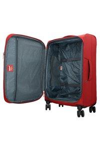 Hardware - XLIGHT - Wheeled suitcase - wine red - 5